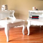 Master Bedroom Side Tables Decorating Ideas