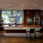 Material Kitchen Design Contemporary Wooden