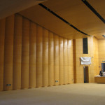 Mdf Wall Wooden Acoustic Panels Moisture Resistant Perforated Wood