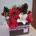 Merry Christmas Bouquet Diy Craft Ideas