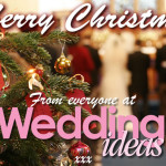 Merry Christmas From Wedding Ideas