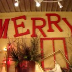 Merry Christmas Holiday Decor Ideas