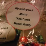 Merry Kiss Mas Bags Christmas Ideas