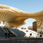 Metropol Parasol World Largest Wooden Structure Ritemail