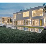 Miami Beach Modern Water Front Home Investment Properties Florida