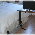 Milagro Stands End Side Foot Beds Laptop Tables Lap Trays
