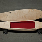 Mini Store Your Valuables Skateboard The
