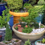Miniature Garden Accessories Are Different From Fairy