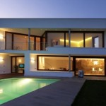 Minimal Home For Perfect House Enables You