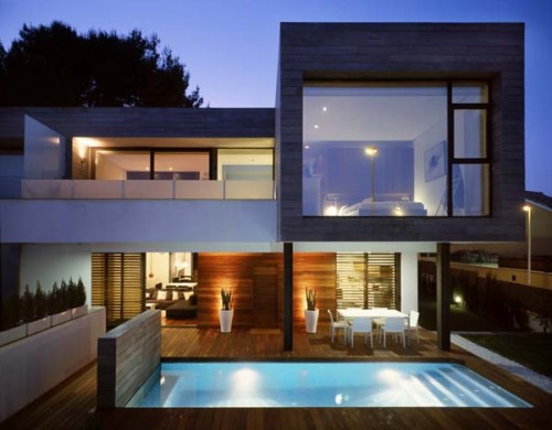 Minimalist Home Dezine Contemporary Homes Modern