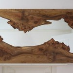 Mirrors Frame Creative Combines Decorative Wooden