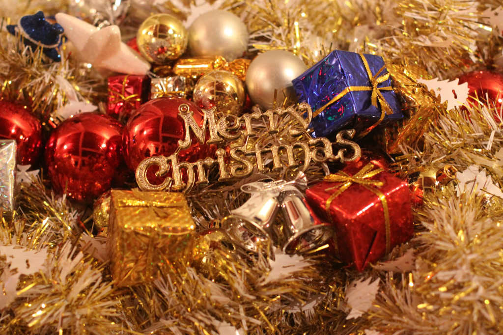 Miscellaneous Christmas Decorations For Merry