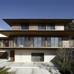 Modern Achitecture Houses Japanese House Residence