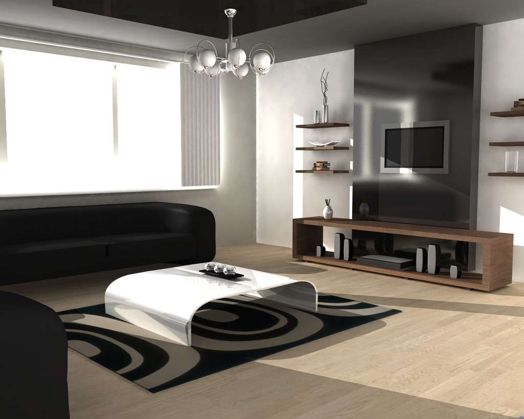Modern And Contemporary Living Room Interior Furniture Design