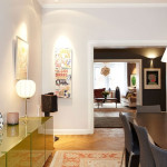Modern Apartment Design Images Green Dining Room Furniture Ideas