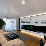 Modern Apartment Russia Highly Design