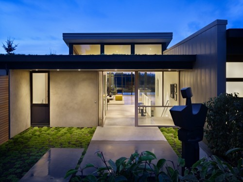 Modern Architecture Suburban Seattle Interiornews