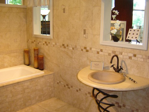 Modern Bathroom Tile Design Ideas Home Constructions