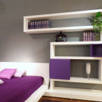 Modern Bedroom Design Unusual Wall Shelves Digsdigs