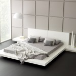 Modern Bedroom Furniture White Home Interior Design Kitchen And