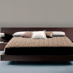 Modern Beds Contemporary Leather