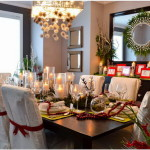 Modern Christmas Table Decorations For