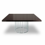 Modern Contemporary Dining Table Luxurious Design Home