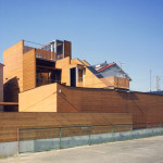 Modern Contemporary Japanese Wooden House Architecture Firm Design