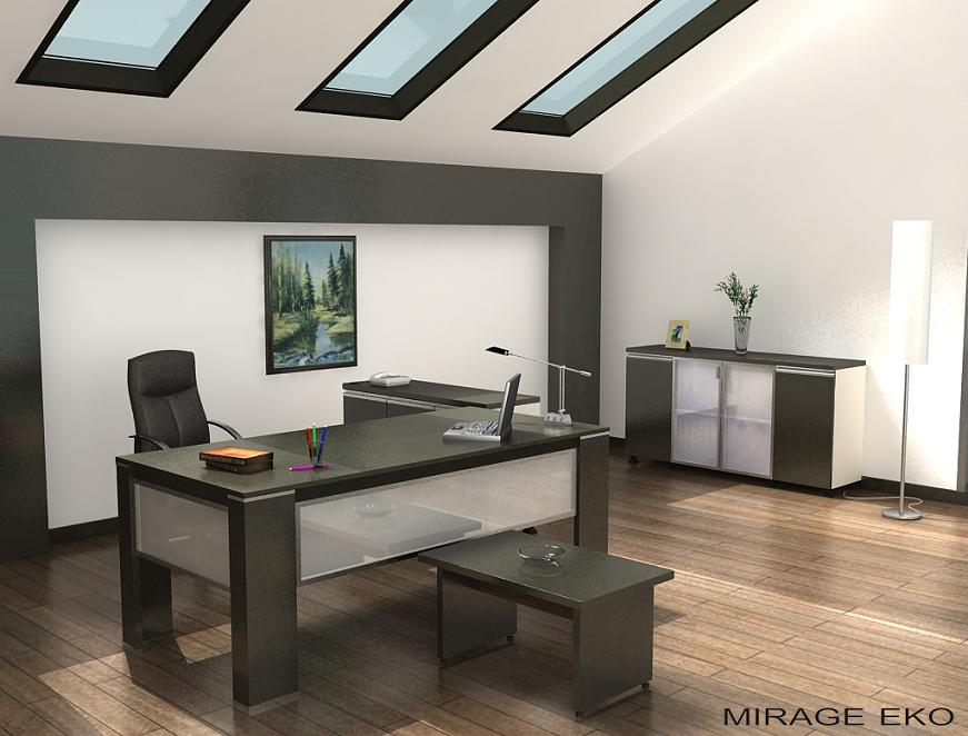 Modern Contemporary Office Furniture Image