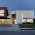 Modern Cubo House Arquitectura Movimiento