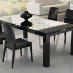 Modern Dining Room Table And The Varying Designs Come