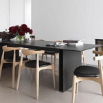 Modern Dining Room Table Design Inspiration Architectural And