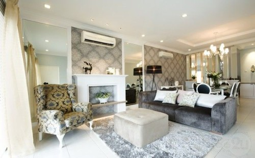 Modern English Interior Design Much Like Cost Designing About