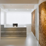 Modern Front Office Furniture Designing Space Simplified