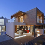 Modern Home Employing Sustainable Design Techniques