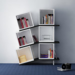 Modern Home Library Designs Nadyana Magazine