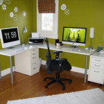 Modern Home Office Room Decorations