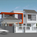 Modern House Design Chennai Indian Home Decor
