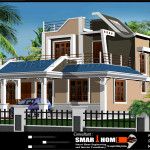 Modern House Plan Designs Sqft Bhk Independent