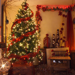 Modern House The Best Christmas Decorations Ideas For Home Decor