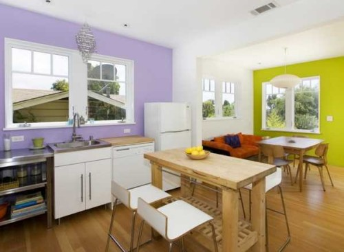Modern Interior Design Ideas Purple Color Cool Colors