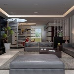 Modern Interior Design Living Room Minimalist Dining