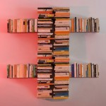 Modern Invisible Wall Shelf Designs Iroonie