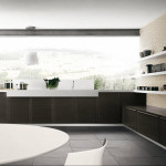 Modern Italian Kitchens Designs Remodeling Pictures