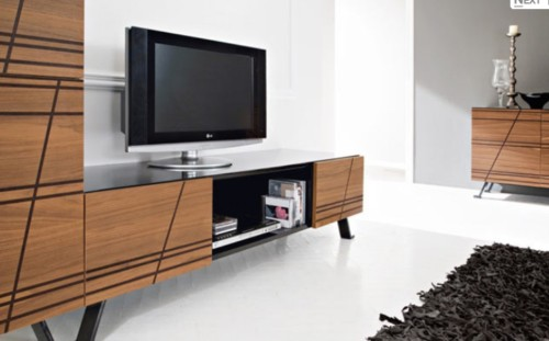 Modern Italian White Wood Stand Ideas Furniture