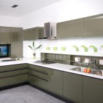 Modern Kitchen Cabinets Candillac Design