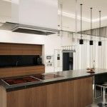 Modern Kitchen Design Proposal Made For Client Used Max