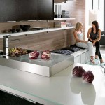 Modern Kitchen Design Trends And Counter Top Materials Recycled Glass