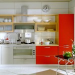 Modern Kitchen For Small Spaces Space Design