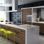 Modern Kitchen Ideas Mini Bar Design
